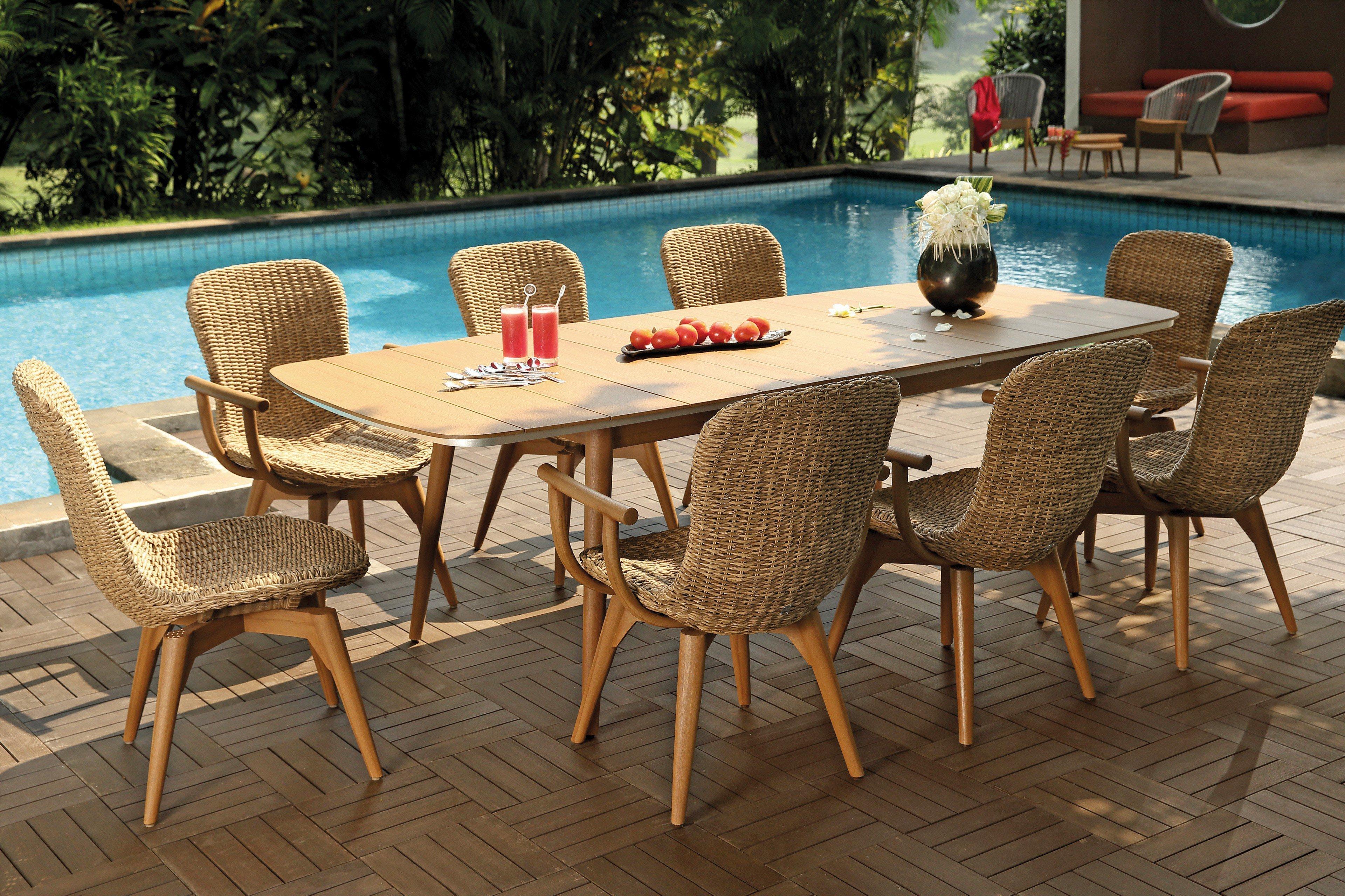MBM Living Gartentisch Orlando | Möbel Letz - Ihr Online-Shop