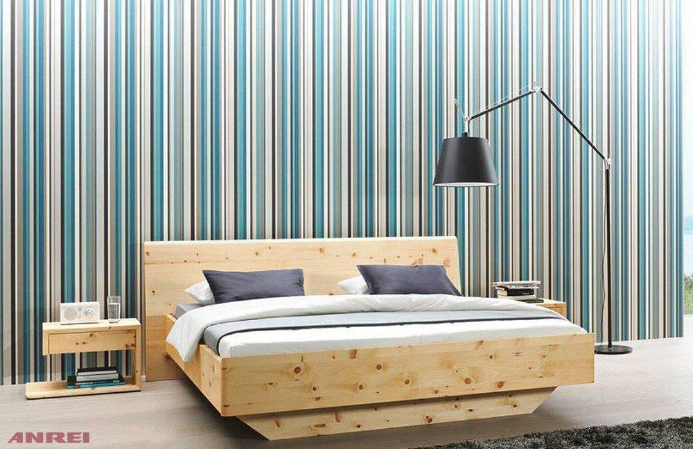 anrei tesso tes193 bett zirbenholz m bel letz ihr online shop. Black Bedroom Furniture Sets. Home Design Ideas
