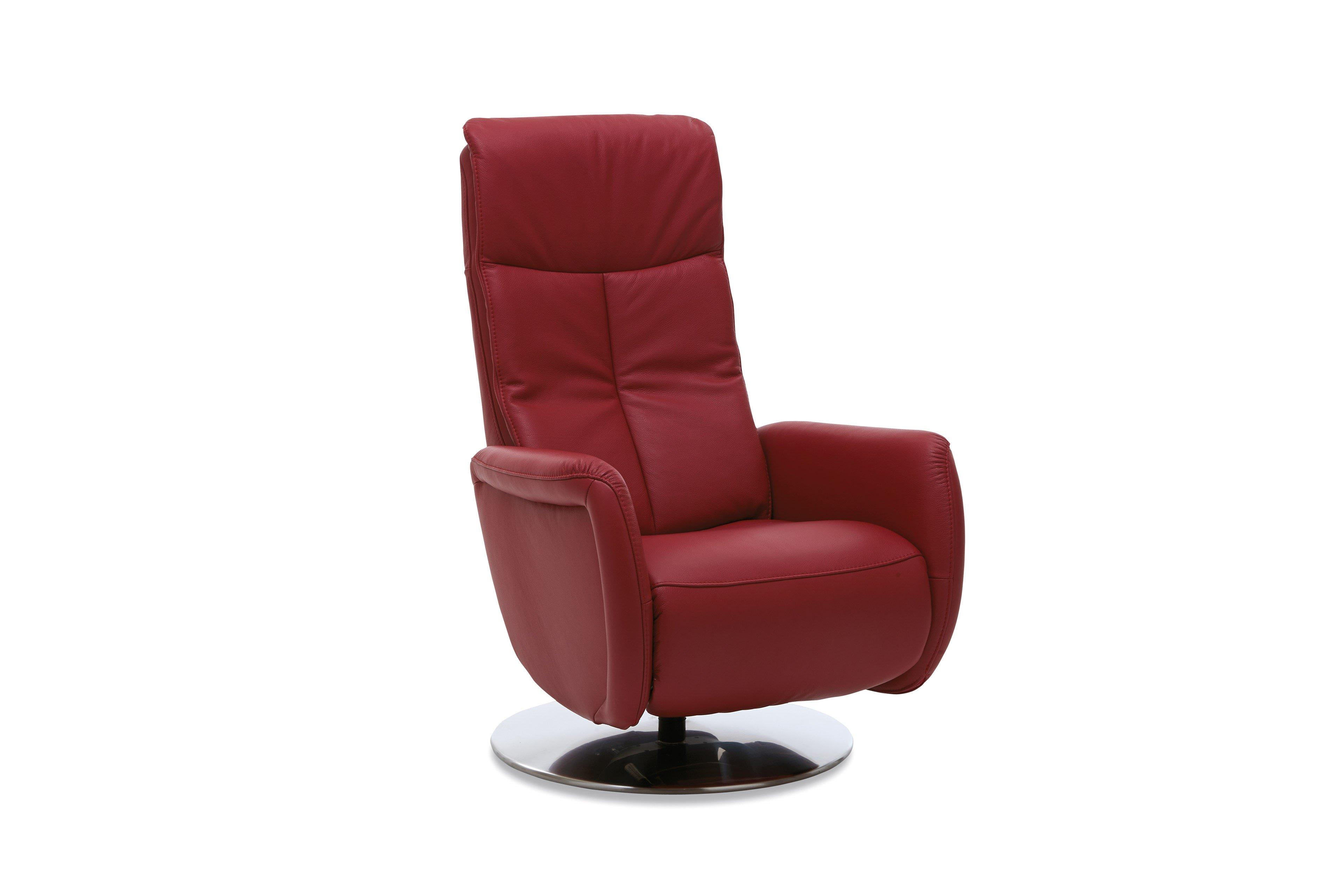 Hukla Smart Ruhesessel In Rot Möbel Letz Ihr Online Shop
