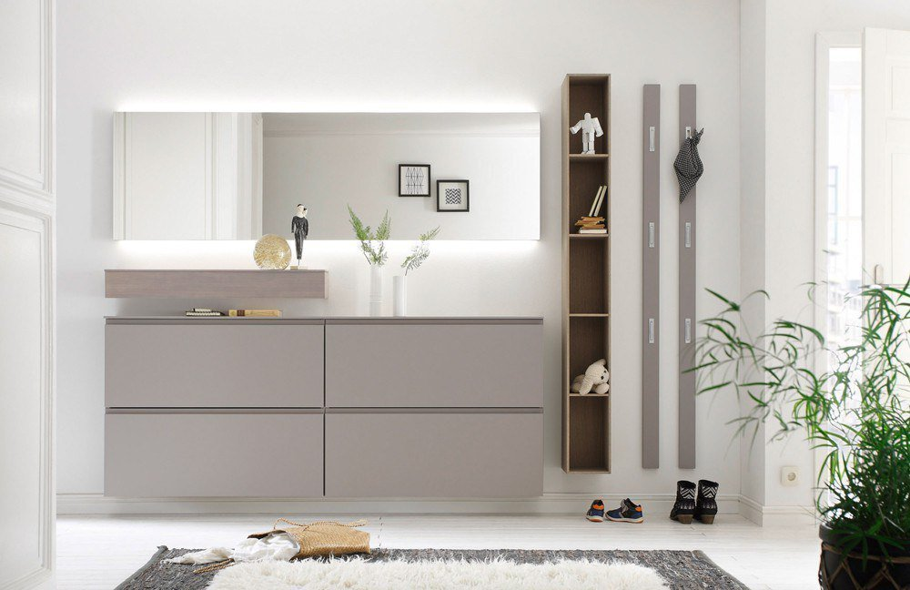 Garderobe sudbrock tando terra m bel letz ihr online shop for Flur garderoben paneele