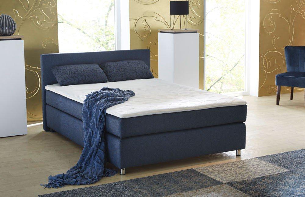 jockenh fer boxspringbett anna mit topper m bel letz ihr online shop. Black Bedroom Furniture Sets. Home Design Ideas