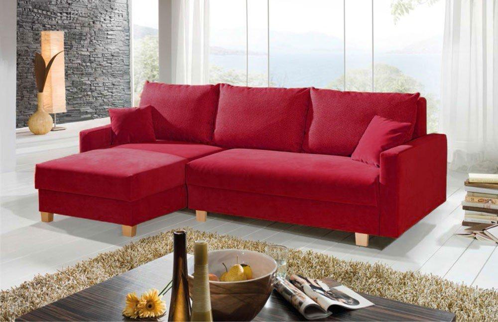 restyl schlafsofa patricia in orange m bel letz ihr online shop. Black Bedroom Furniture Sets. Home Design Ideas