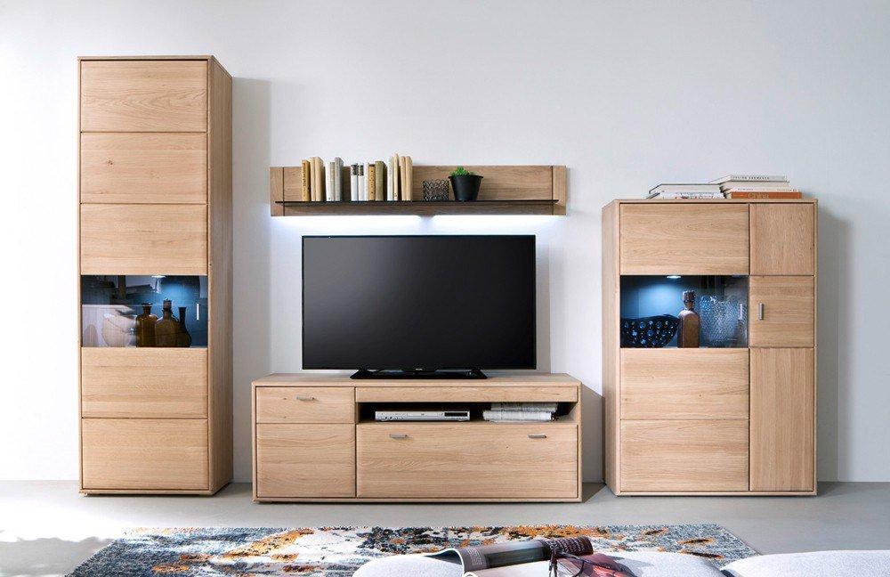 wohnwand 1 taara aus der kollektion letz m bel letz. Black Bedroom Furniture Sets. Home Design Ideas