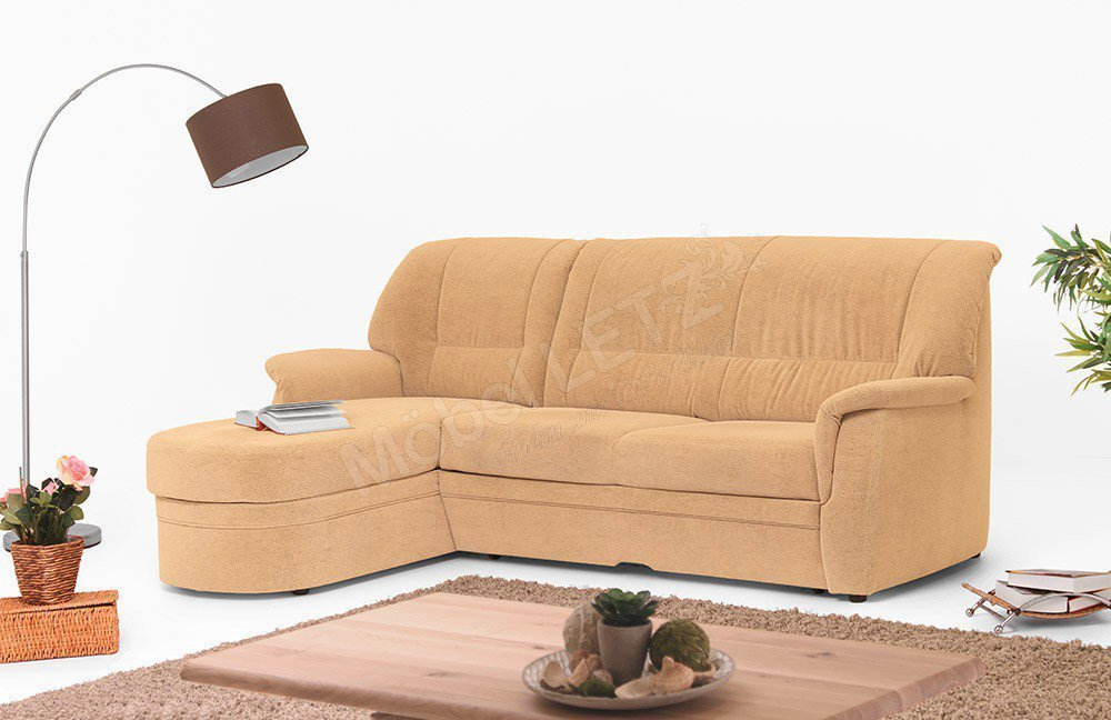 dietsch tirano ecksofa in beige m bel letz ihr online shop. Black Bedroom Furniture Sets. Home Design Ideas