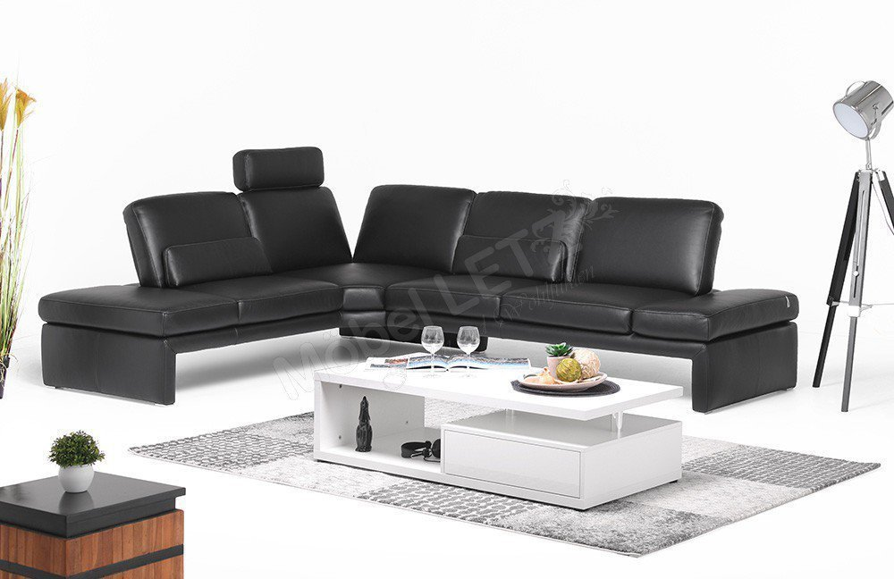willi schillig 16760 manhatten ecksofa schwarz m bel letz ihr online shop. Black Bedroom Furniture Sets. Home Design Ideas
