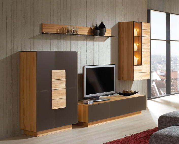 voglauer levante wohnwand die neuesten innenarchitekturideen. Black Bedroom Furniture Sets. Home Design Ideas