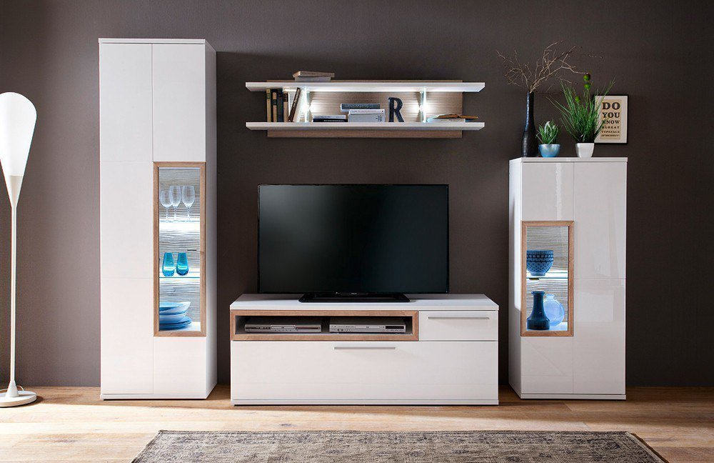 wohnwand i pamina aus der kollektion letz m bel letz. Black Bedroom Furniture Sets. Home Design Ideas