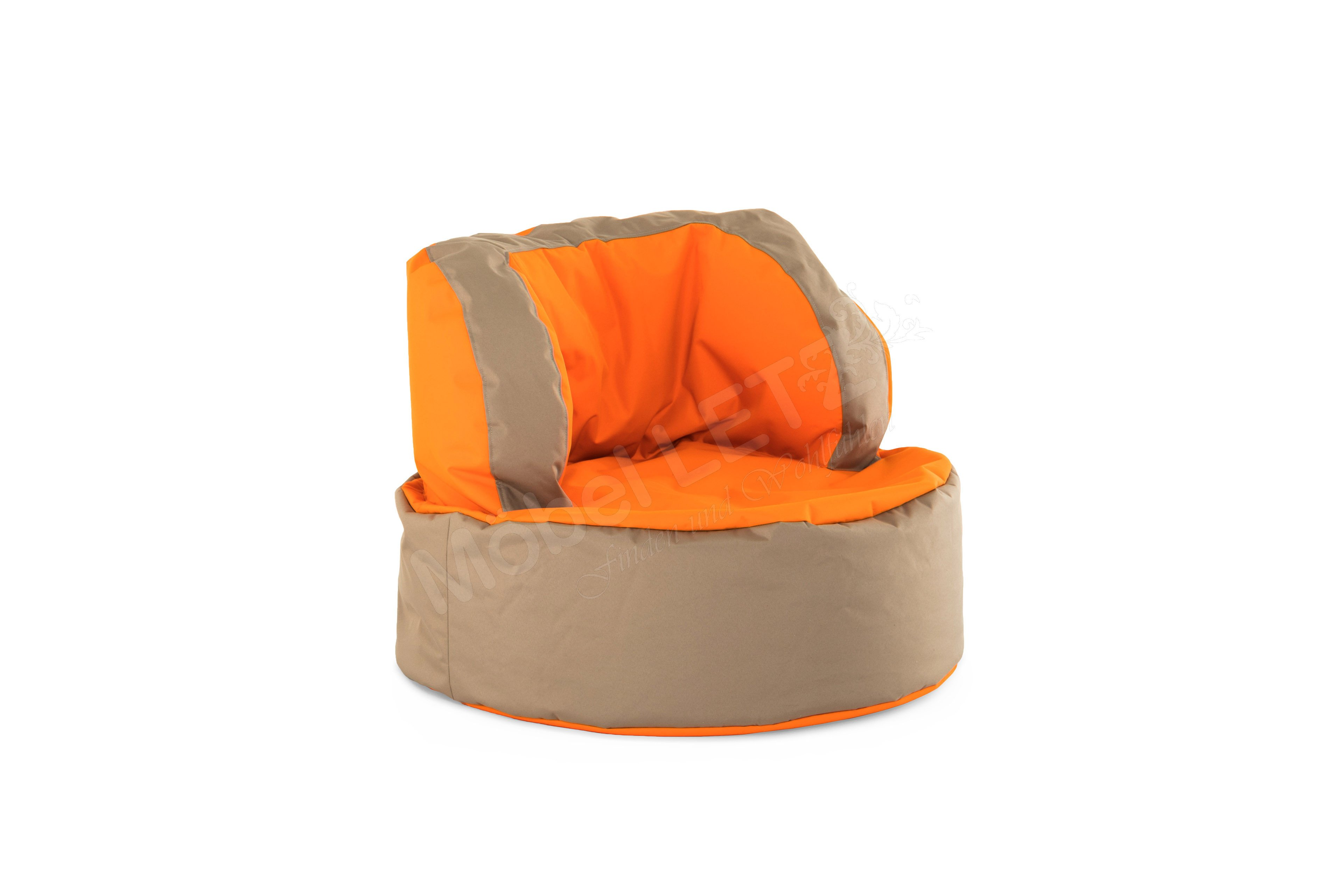 sitzsack bebop scuba orange von magma heimtex m bel letz ihr online shop. Black Bedroom Furniture Sets. Home Design Ideas