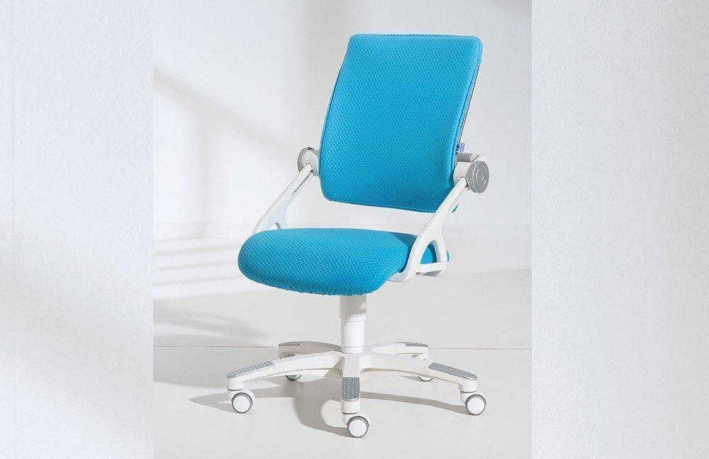 Schreibtischstuhl kinder  Paidi Yvo Drehstuhl mit blauem Bezug | Möbel Letz - Ihr Online-Shop