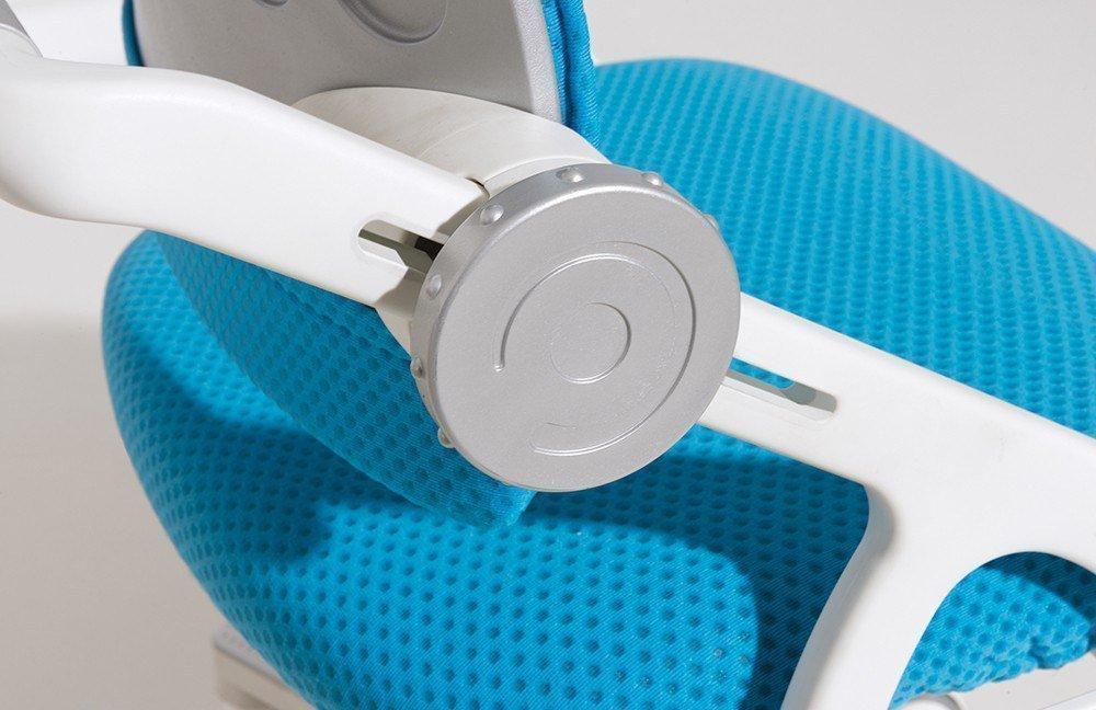 Kinderschreibtischstuhl paidi  Paidi Yvo Drehstuhl mit blauem Bezug | Möbel Letz - Ihr Online-Shop