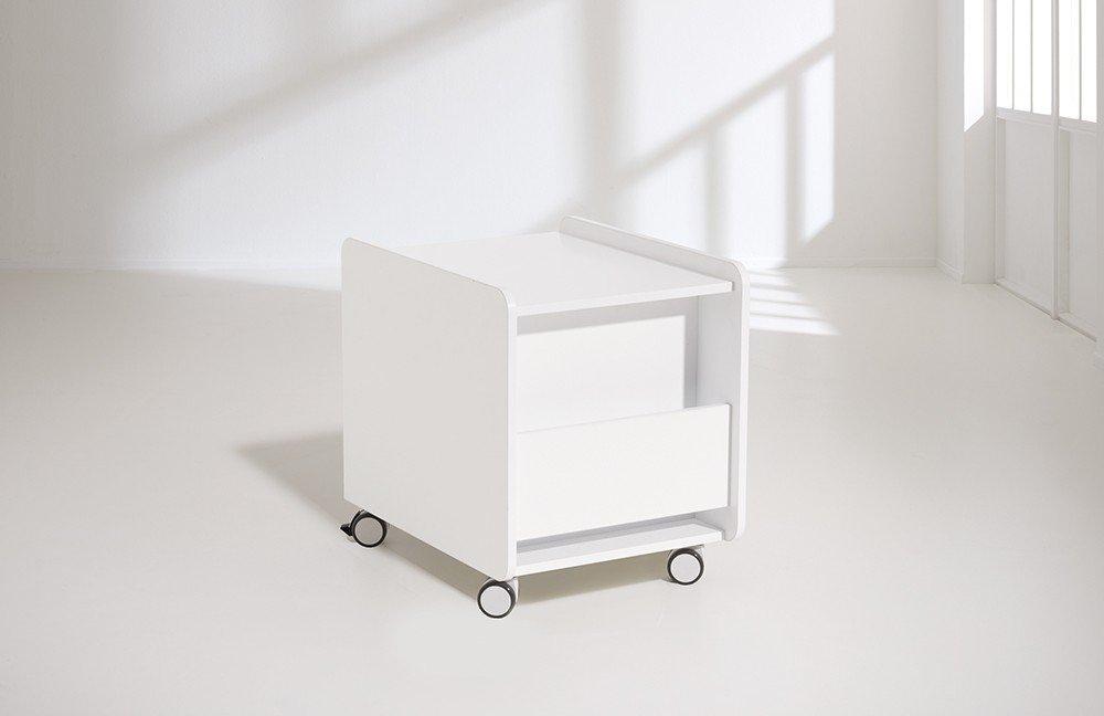 Kinderschreibtisch weiß höhenverstellbar  Paidi Jaro Schreibtisch und Rollcontainer | Möbel Letz - Ihr ...