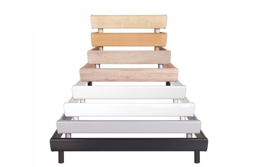 modular colorado bergamo bett braun m bel letz ihr online shop. Black Bedroom Furniture Sets. Home Design Ideas