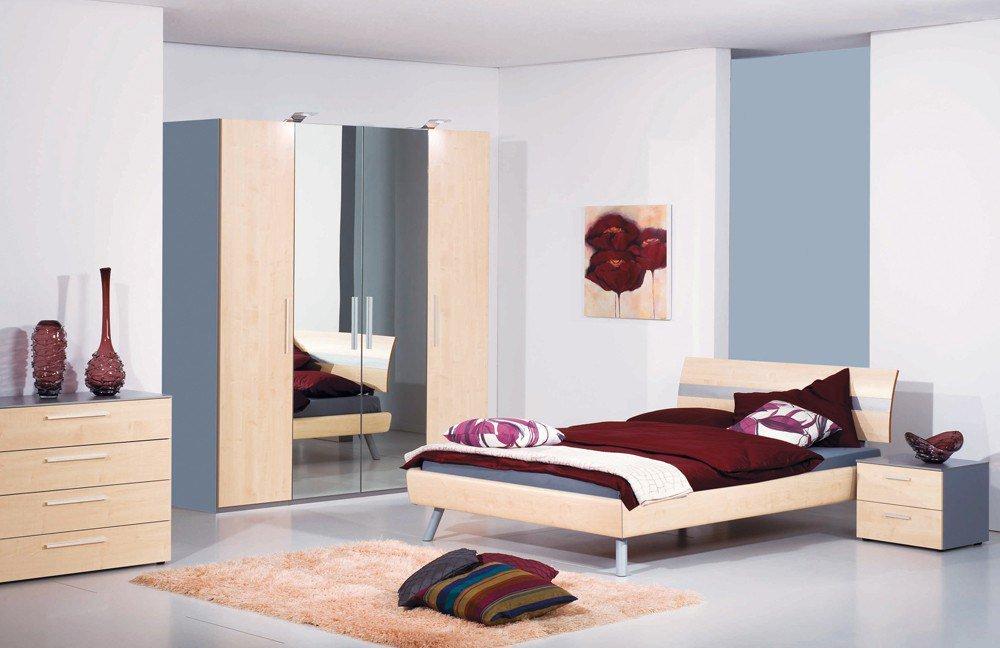 Modular luca colorado schlafraumm bel m bel letz ihr for Komplett schlafzimmer luca