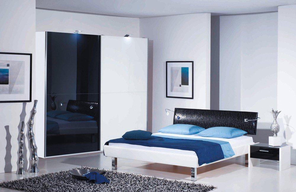 Venezia U0026 Colorado Von Modular   Schlafzimmer Schwarz Weiß