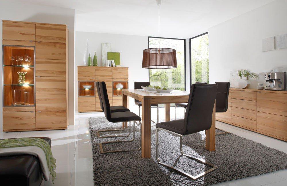 esszimmer ventura minden kernbuche von mwa aktuell m bel letz ihr online shop. Black Bedroom Furniture Sets. Home Design Ideas