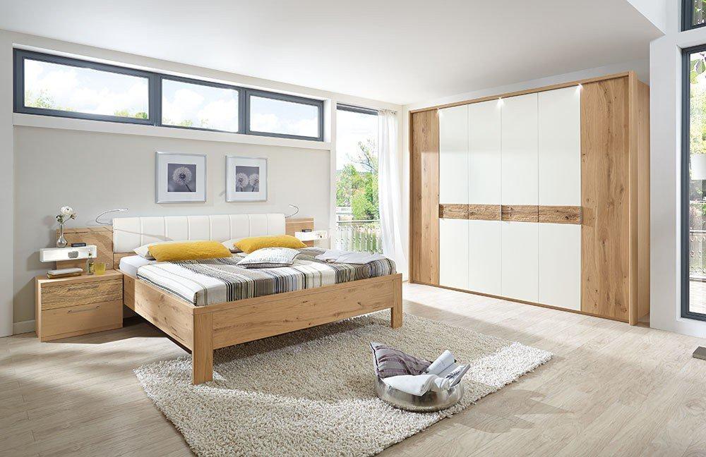 Disselkamp Schlafzimmer Calea Riffholz-Einlage  Möbel Letz - Ihr ...
