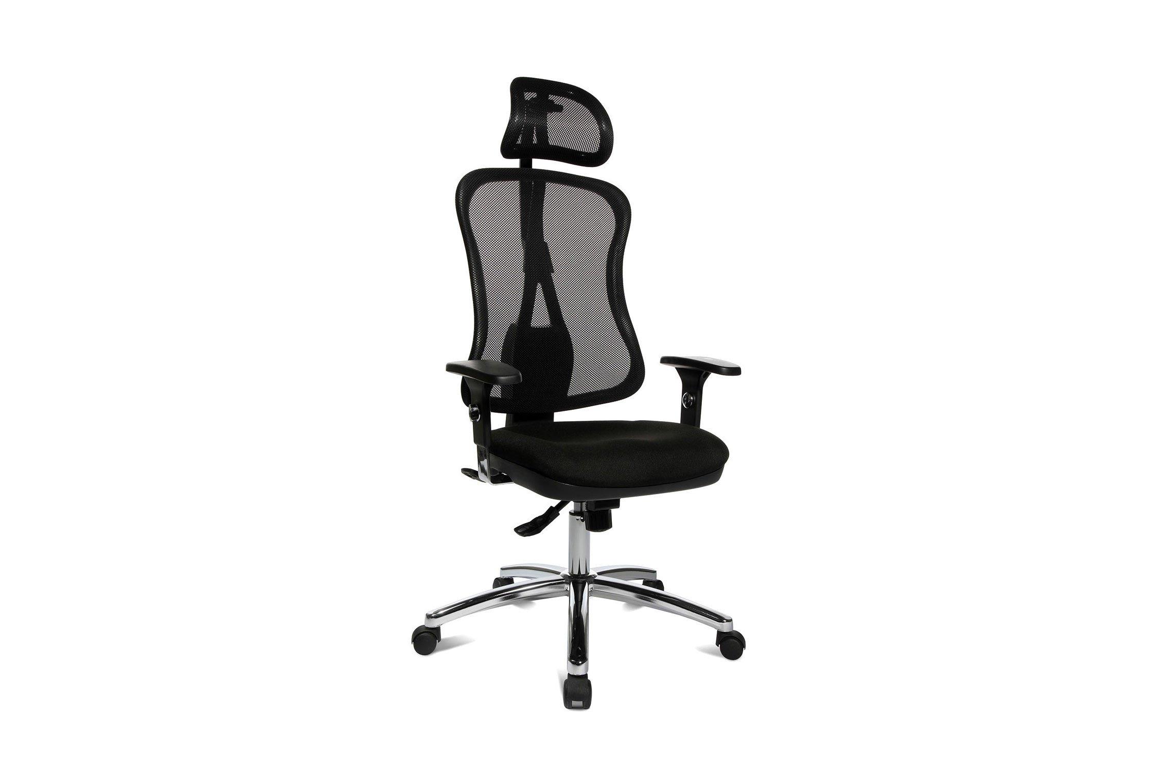 Drehstuhl Linea 45 schwarz von Topstar | Möbel Letz - Ihr Online-Shop