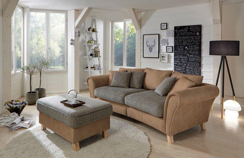 Sit & More Calia Big Sofa sand | Möbel Letz - Ihr Online-Shop