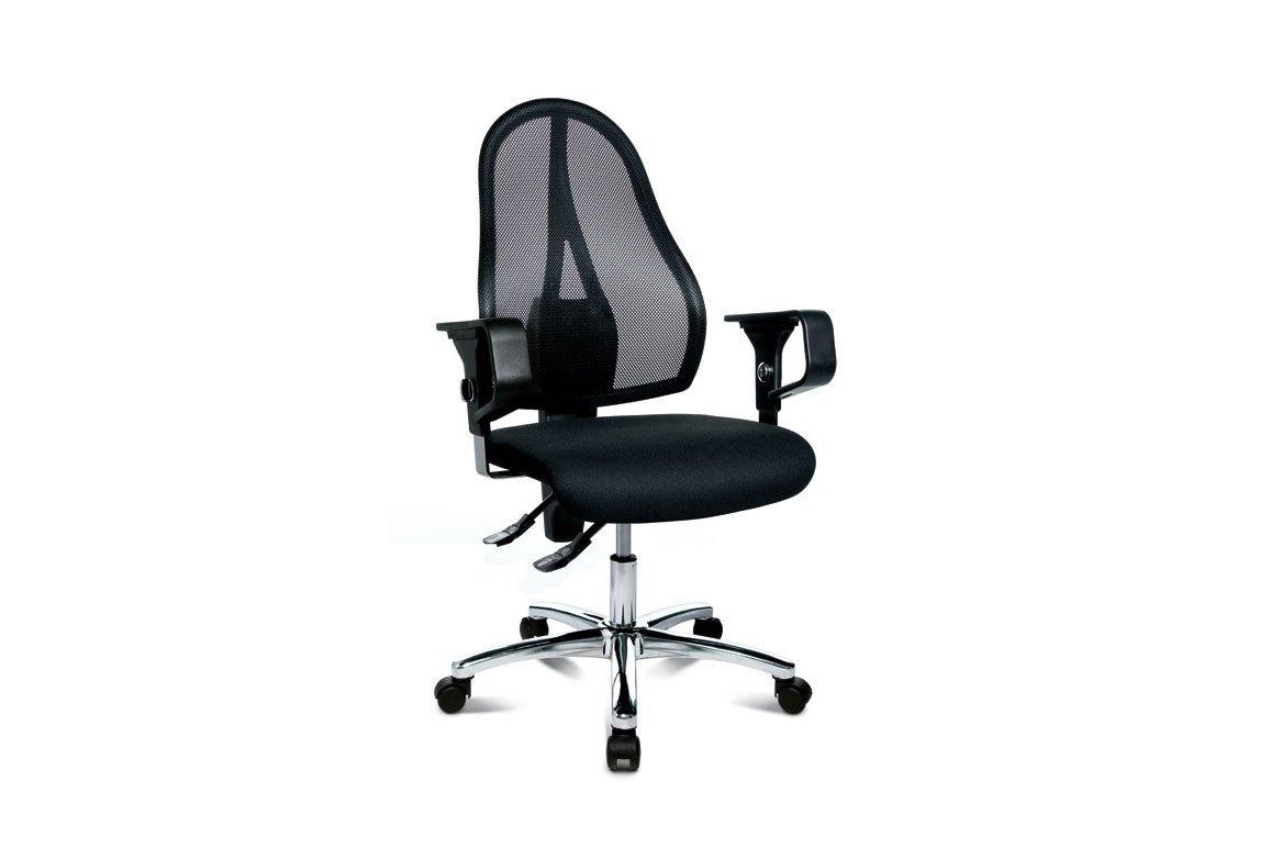 Drehstuhl Sitness Basic 300 schwarz von Topstar | Möbel Letz - Ihr ...