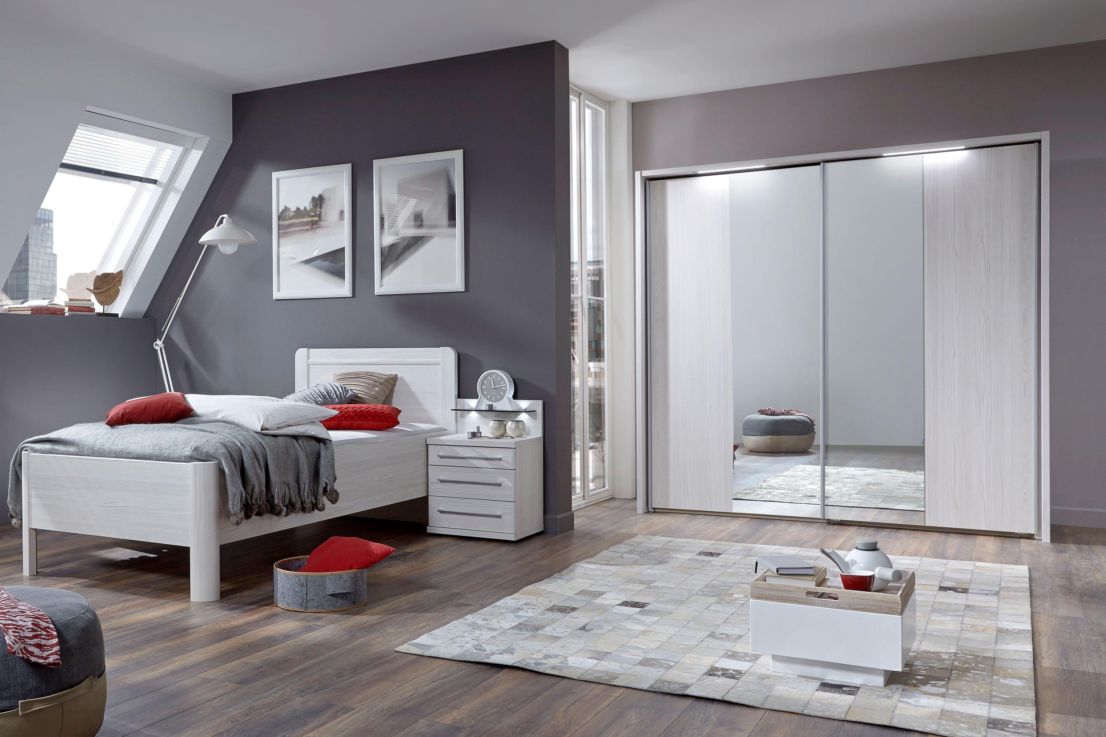 wiemann mainau komfortables senioren-schlafzimmer | möbel letz ... - Schlafzimmer Komplett Set