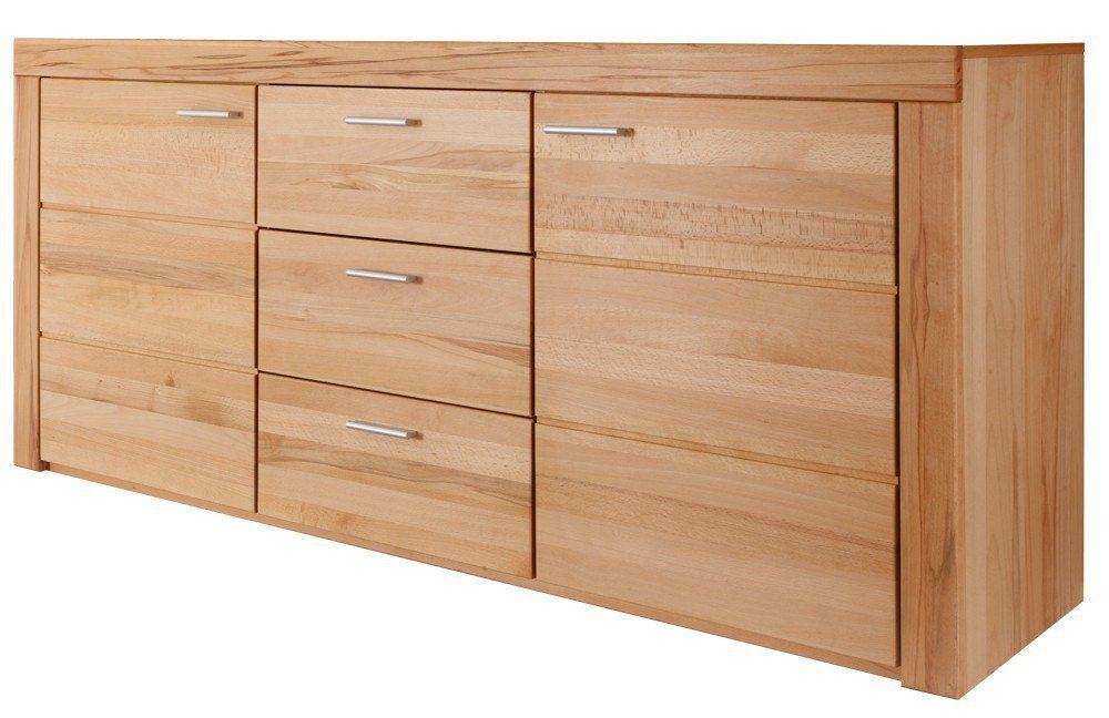 highboard san marino in kernbuche teilmassiv von ims living m bel letz ihr online shop. Black Bedroom Furniture Sets. Home Design Ideas