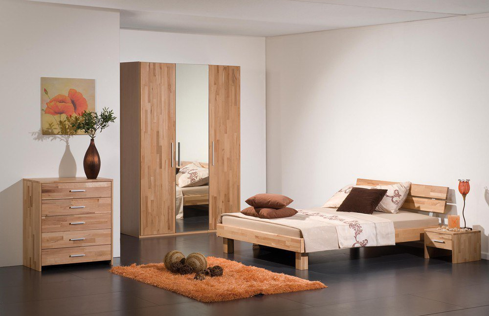 Fesselnd Luca U0026 Varese Von Modular   Schlafzimmer Set Buche