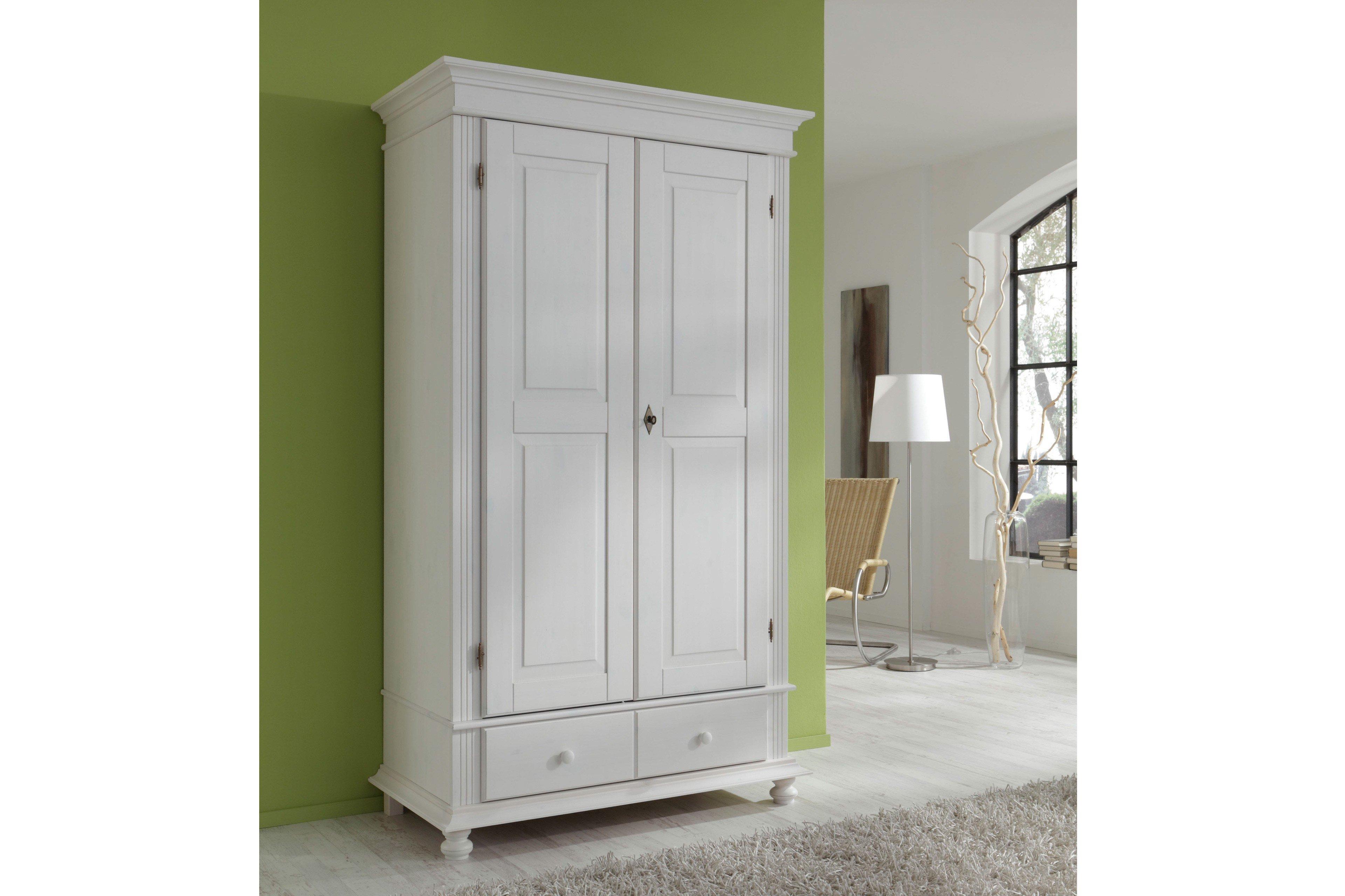 forestdream dielenschrank montana ii in pine wei m bel letz ihr online shop. Black Bedroom Furniture Sets. Home Design Ideas