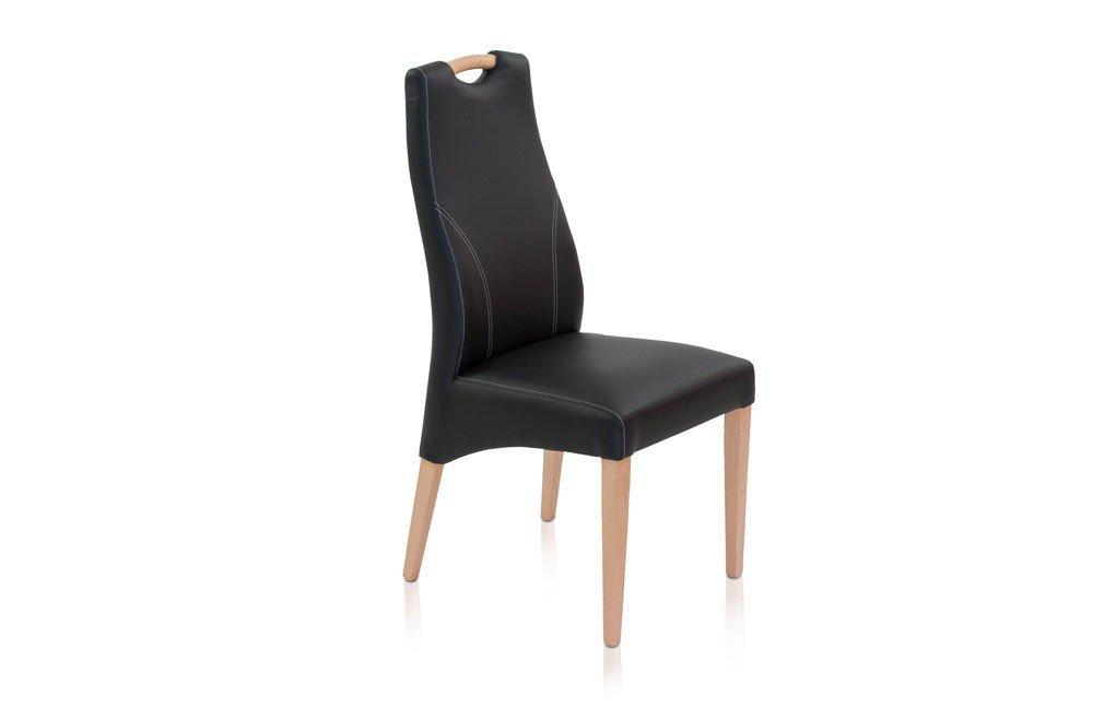 Henke Stuhl 0398 in Buche | Möbel Letz - Ihr Online-Shop