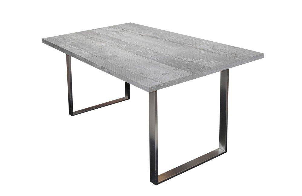 Esstisch Platte Beton ~ Esstisch Steel beton von Mäusbacher  Möbel Letz  Ihr OnlineShop