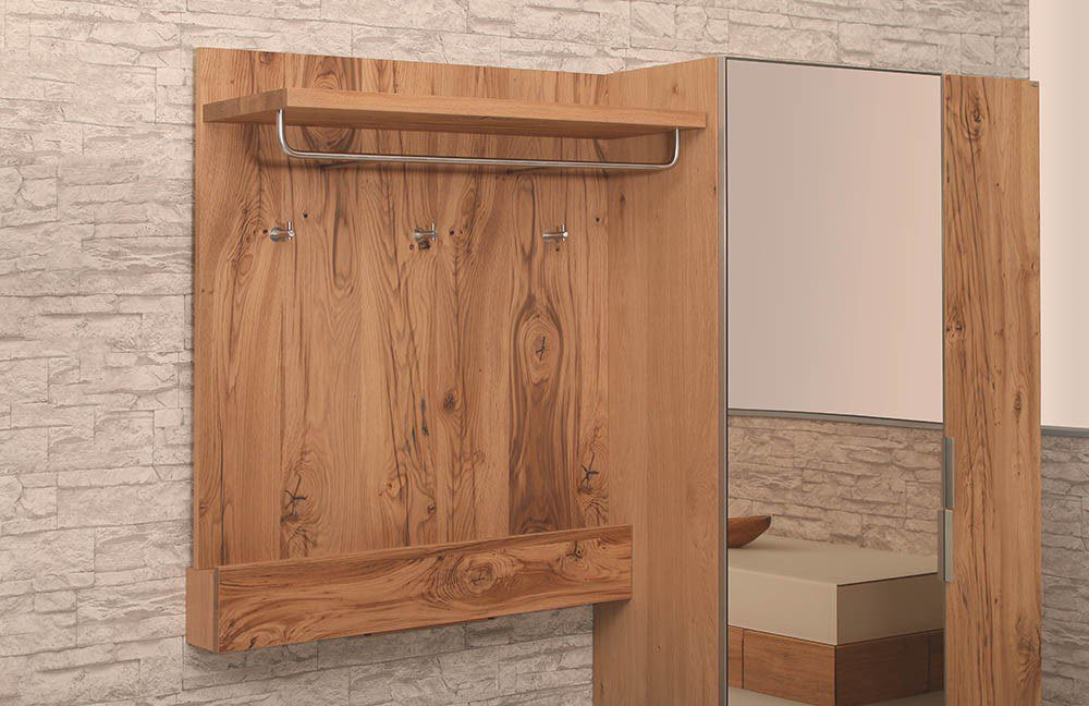 garderobenpaneel selber bauen m bel selber bauen und machen diy blog m bel selbst. Black Bedroom Furniture Sets. Home Design Ideas