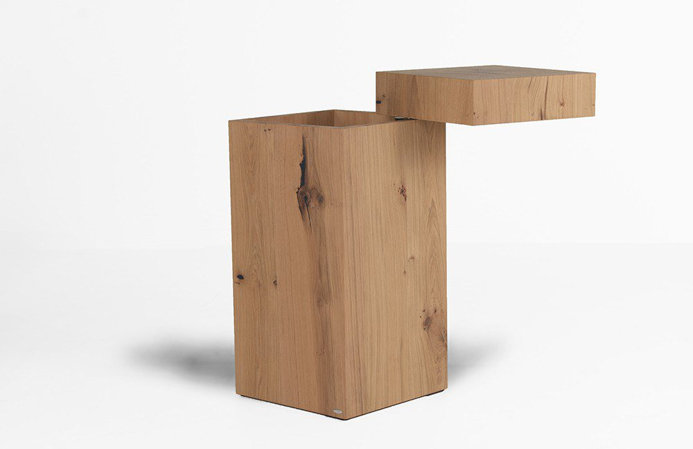 voglauer couchtisch v solid kubus wildeiche rustiko m bel letz ihr online shop. Black Bedroom Furniture Sets. Home Design Ideas