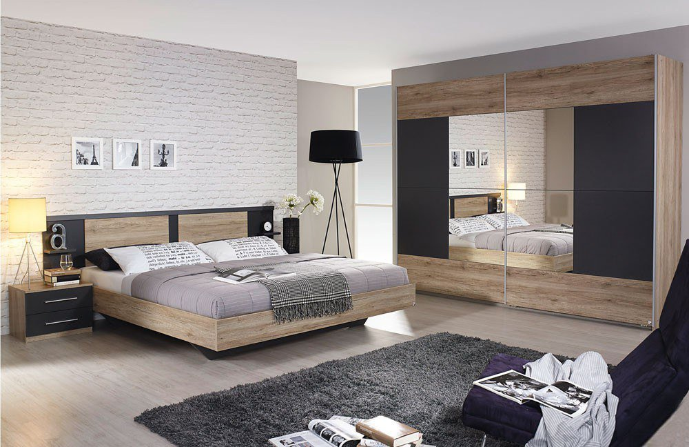 rauch traunstein bett schweber m bel letz ihr online shop. Black Bedroom Furniture Sets. Home Design Ideas
