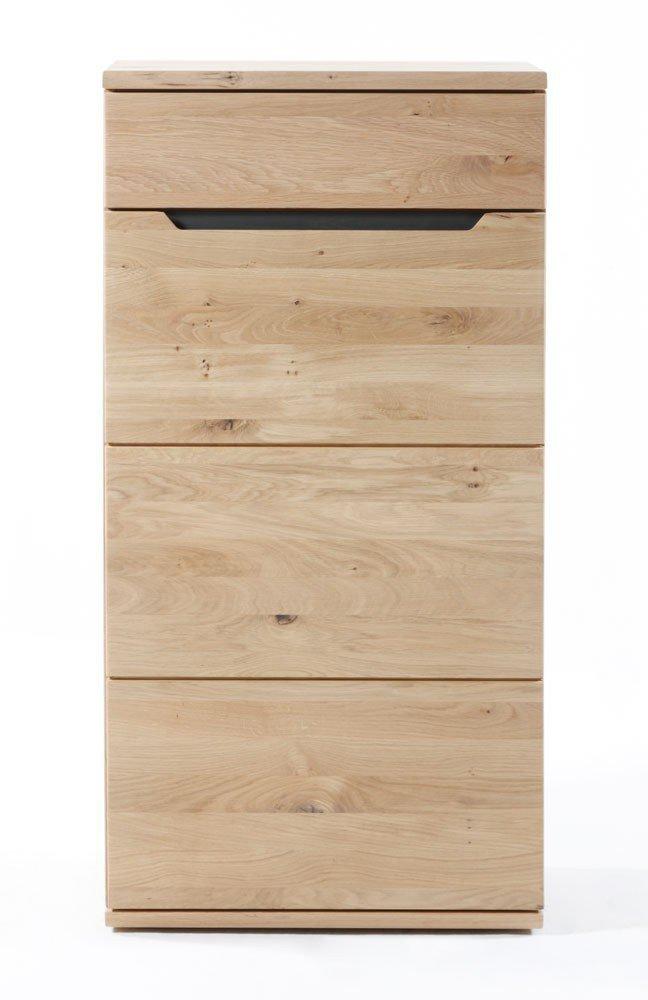 decker highboard ameno 110 wildeiche massiv m bel letz ihr online shop. Black Bedroom Furniture Sets. Home Design Ideas