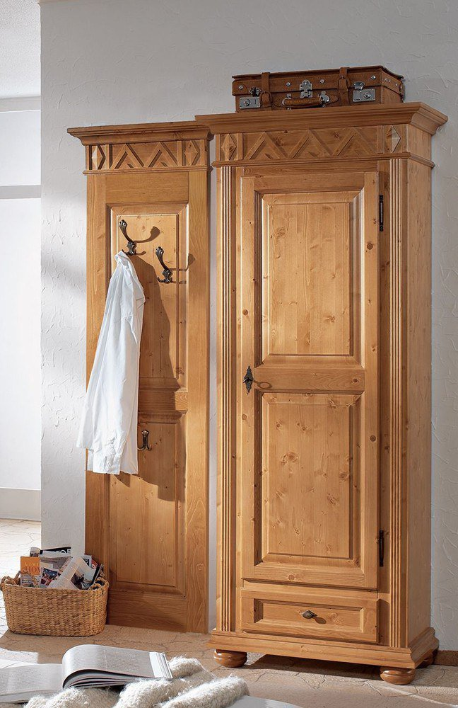 garderobe gloria von gradel m bel letz ihr online shop. Black Bedroom Furniture Sets. Home Design Ideas