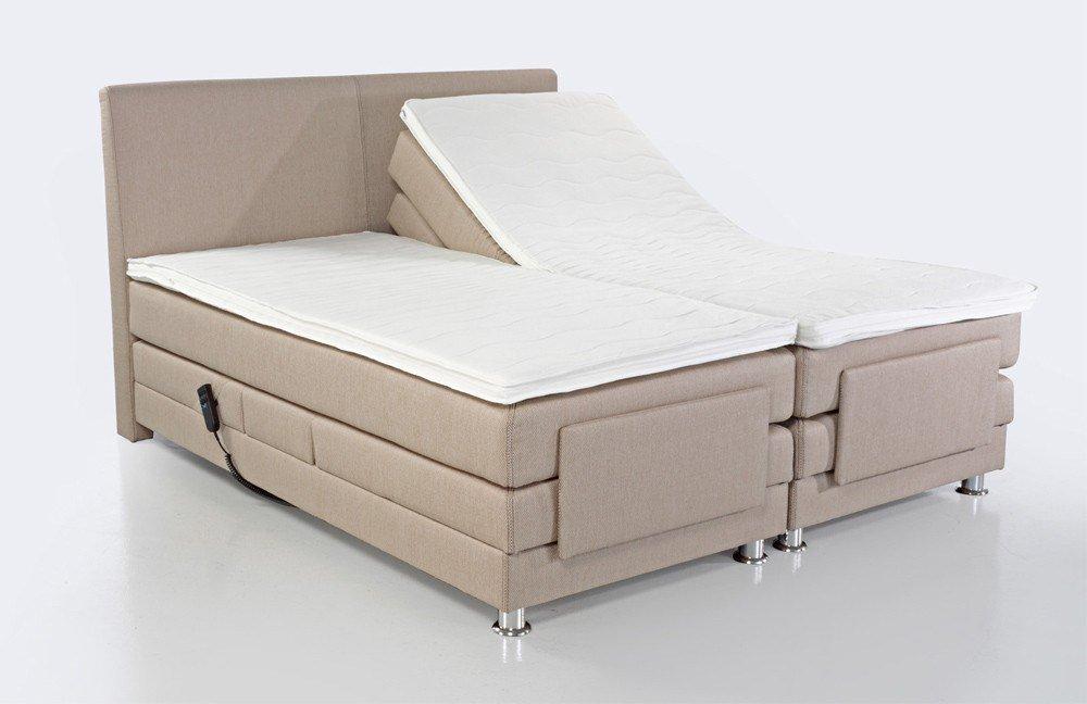 jockenh fer raffinetto boxspringbett mit motor in beige m bel letz ihr online shop. Black Bedroom Furniture Sets. Home Design Ideas