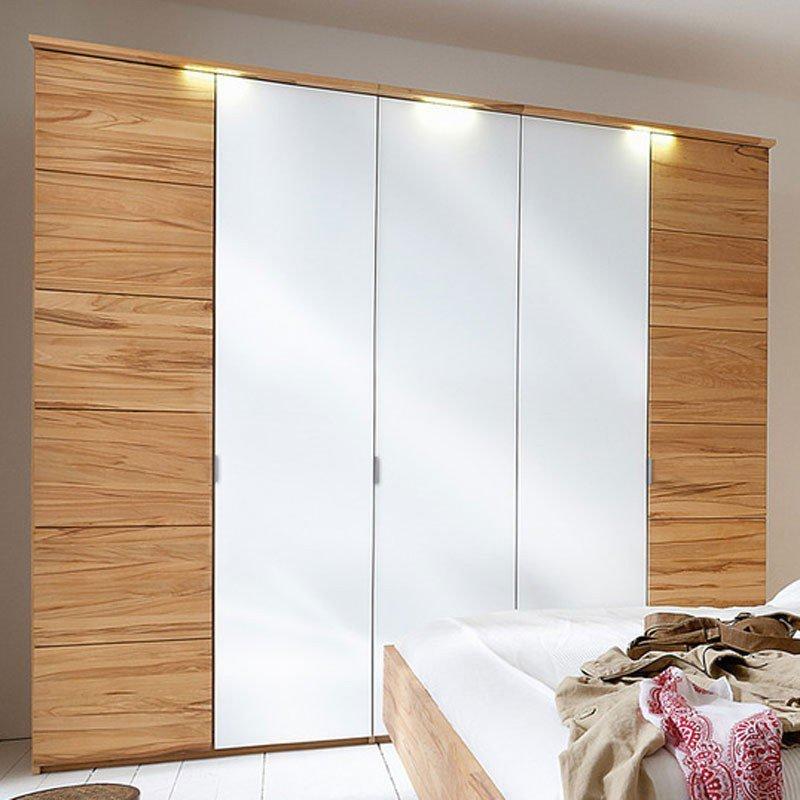 m h mercur schrank wildeiche wei glas m bel letz ihr online shop. Black Bedroom Furniture Sets. Home Design Ideas