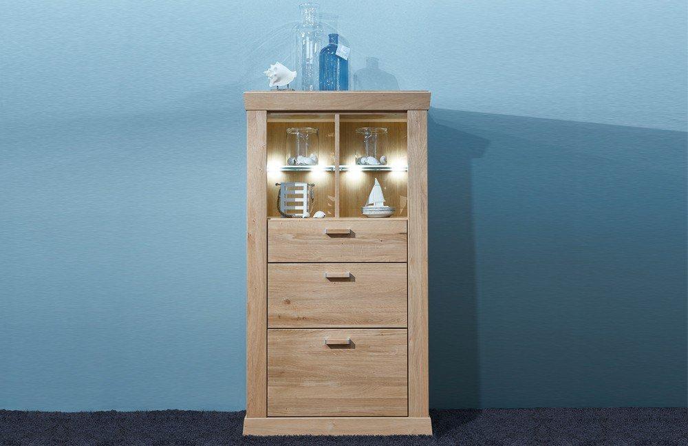 schr der wohnm bel highboard sylt 4103 teilmassive asteiche m bel letz ihr online shop. Black Bedroom Furniture Sets. Home Design Ideas
