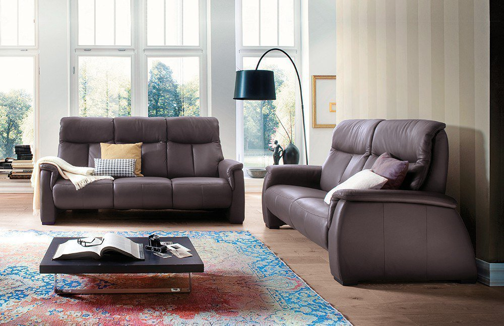 skandinavische m bel felka sofa duo in dunklem braun m bel letz ihr online shop. Black Bedroom Furniture Sets. Home Design Ideas