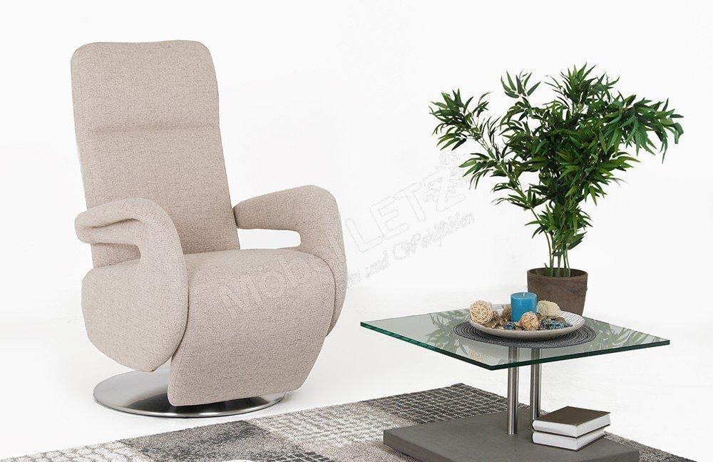Dietsch Motion Relaxsessel sand | Möbel Letz - Ihr Online-Shop