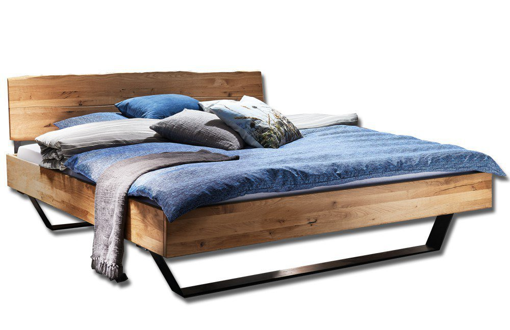 tj rnbo modern sleep bett mit kufen m bel letz ihr online shop. Black Bedroom Furniture Sets. Home Design Ideas