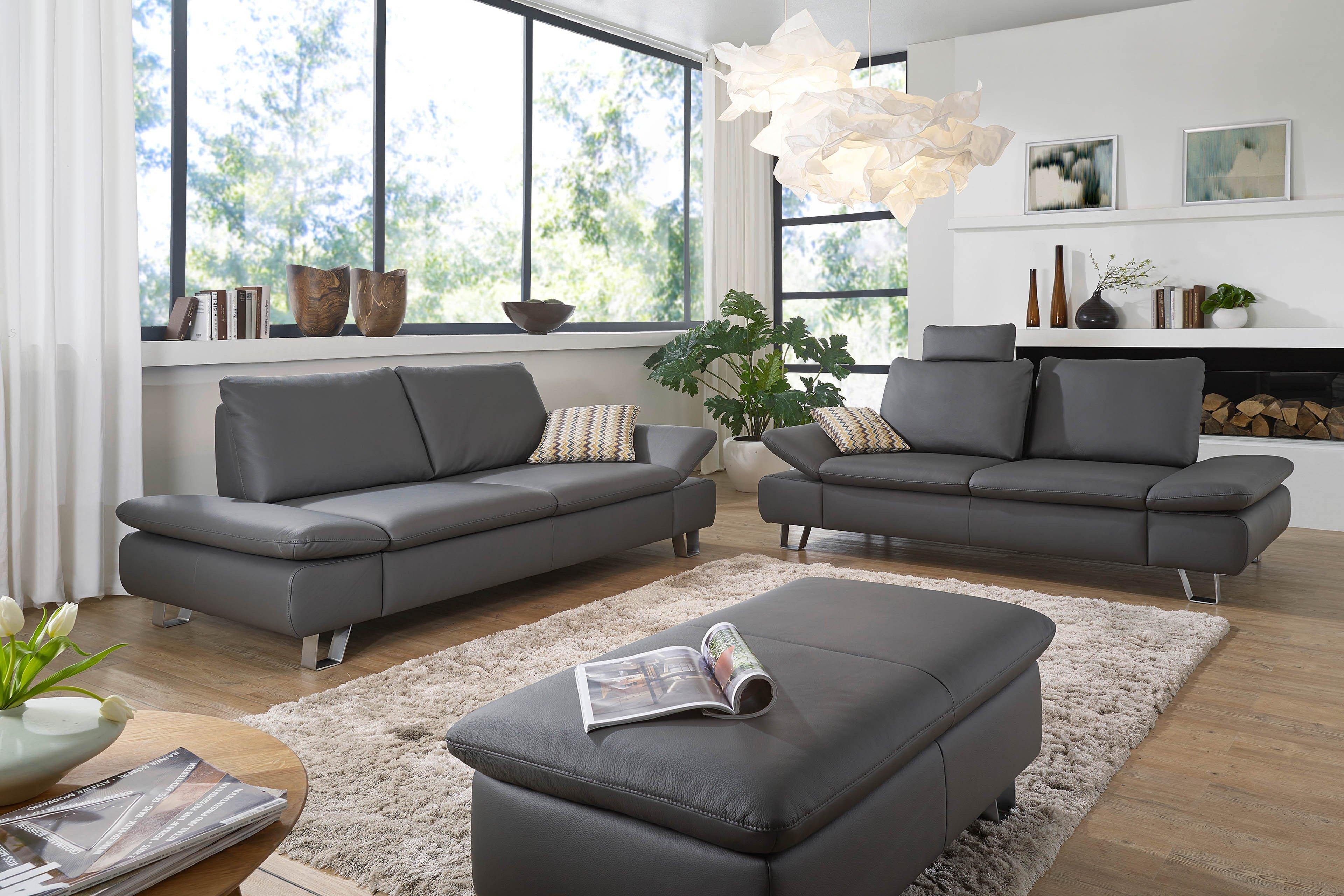 K+W Love Polstergruppe zinn | Möbel Letz - Ihr Online-Shop