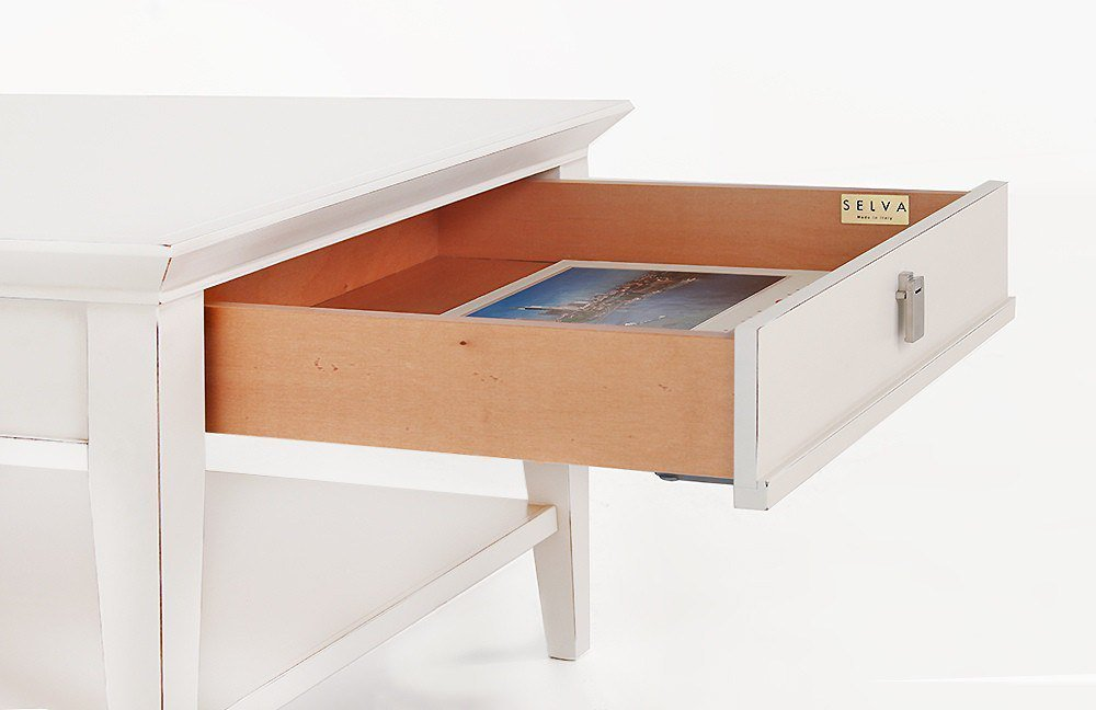 couchtisch sophia cremewei vintage von selva m bel letz ihr online shop. Black Bedroom Furniture Sets. Home Design Ideas