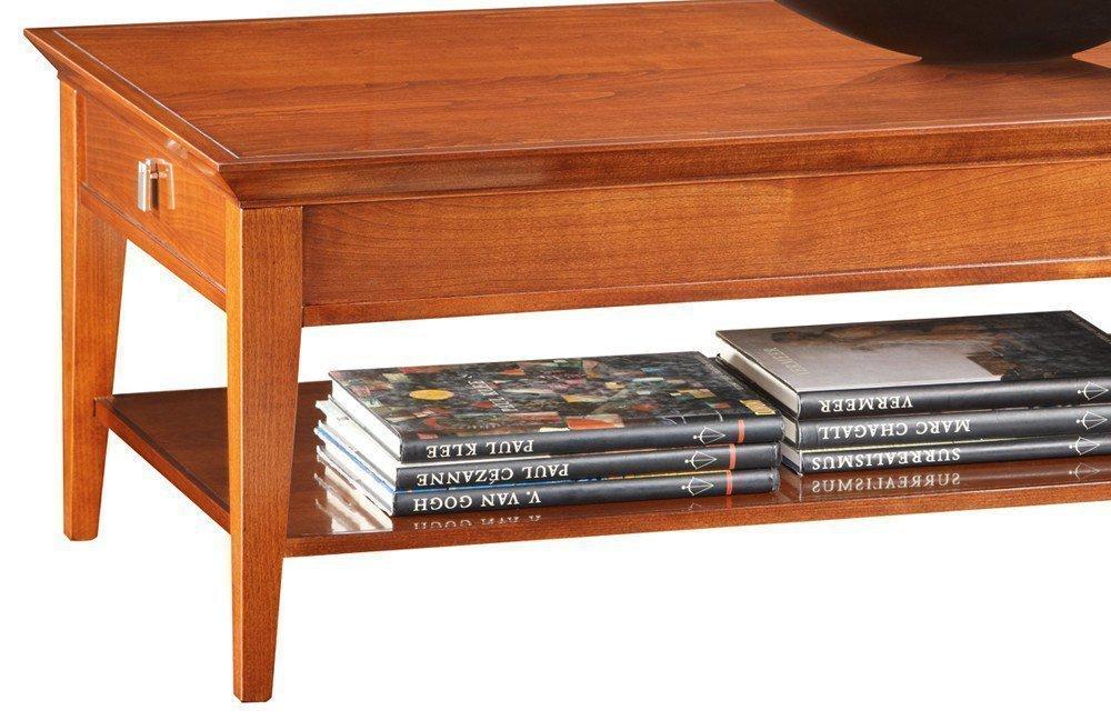 couchtisch selva sophia kirschbaumfarbig m bel letz ihr online shop. Black Bedroom Furniture Sets. Home Design Ideas