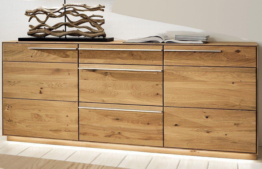 w stmann sideboard casarano 3000 wildeiche massiv m bel letz ihr online shop. Black Bedroom Furniture Sets. Home Design Ideas