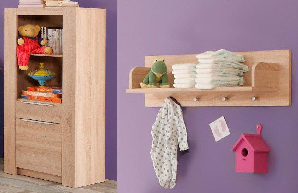 Babyzimmer Eiche Sagerau Kollektion Letz Mobel Letz Ihr Online Shop