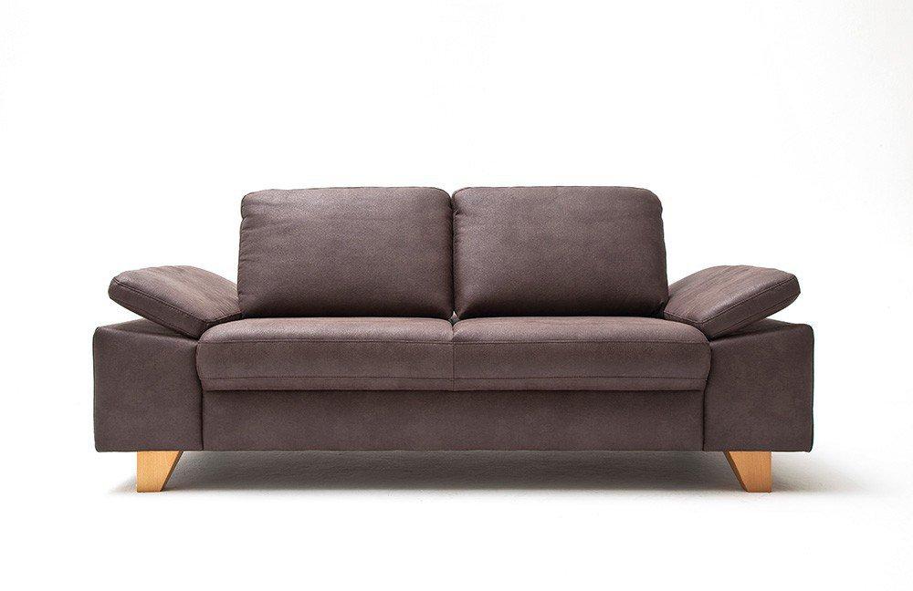 dfm aspen einzelsofa braun m bel letz ihr online shop. Black Bedroom Furniture Sets. Home Design Ideas