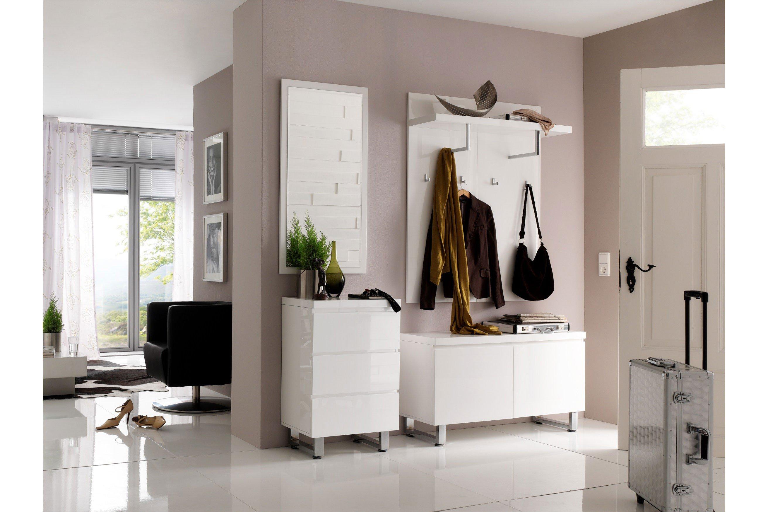 Garderobe Sydney Weiß Mca Furniture Möbel Letz Ihr Online Shop