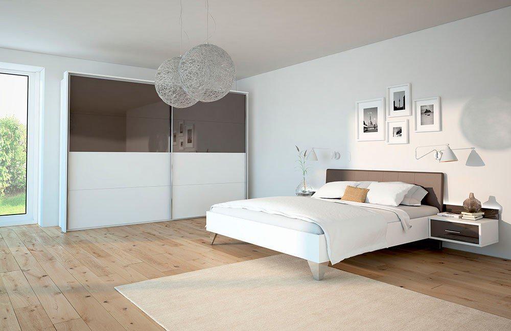 wellem bel caio schlafzimmer lava wei m bel letz ihr online shop. Black Bedroom Furniture Sets. Home Design Ideas