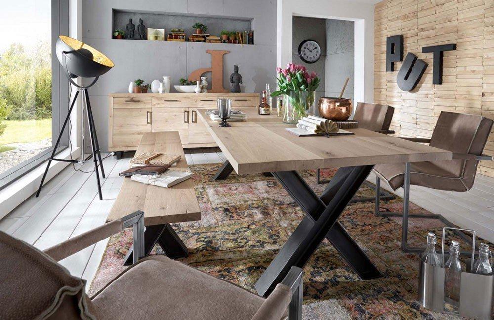 esstisch wiar woodstock von bodahl m bler m bel letz ihr online shop. Black Bedroom Furniture Sets. Home Design Ideas