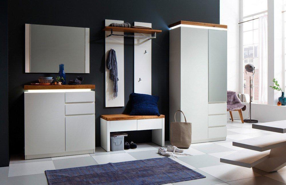garderobe romina katleen mca furniture m bel letz ihr online shop. Black Bedroom Furniture Sets. Home Design Ideas